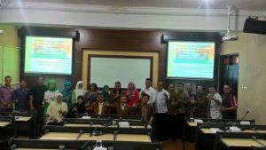 Para Pimpinan, Dosen Pengajar dan Mahasiswa MM
